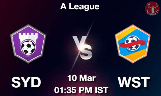 SYD vs WST Dream11 Prediction