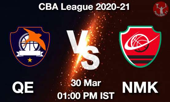 QE vs NMK NBA Match Previews