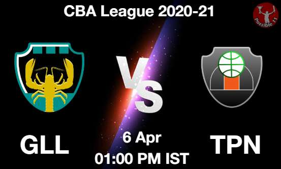 GLL vs TPN NBA Match Previews