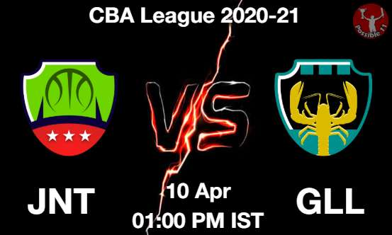 JNT vs GLL Dream11 Prediction