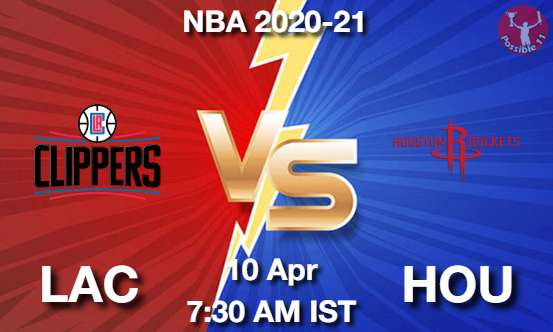 LAC vs HOU Dream11 Prediction