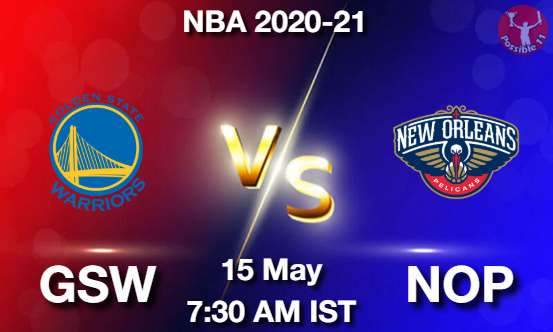 GSW vs NOP Dream11 Prediction