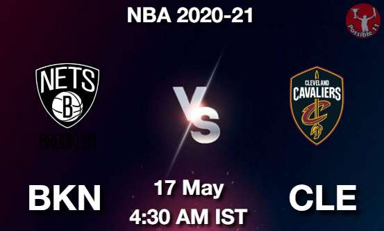 BKN vs CLE Dream11 Prediction