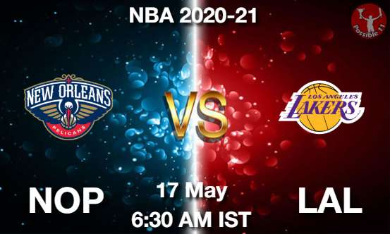 NOP vs LAL Dream11 Prediction