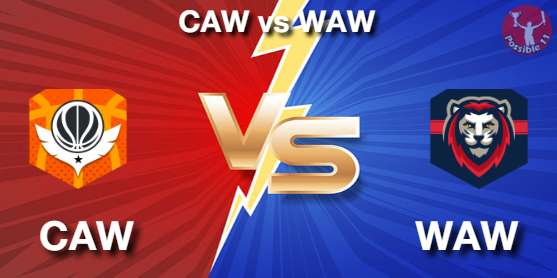 CAW vs WAW NBA Matcch Previews