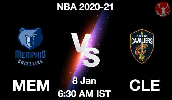 MEM vs CLE Dream11 Prediction