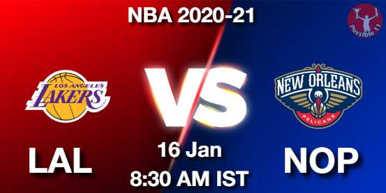 LAL vs NOP Dream11 Prediction