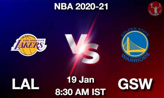 LAL vs GSW Dream11 Prediction