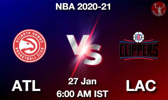 ATL vs LAC Dream11 Prediction