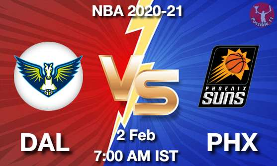 DAL vs PHX Dream11 Prediction