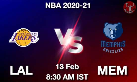 LAL vs MEM Dream11 Prediction