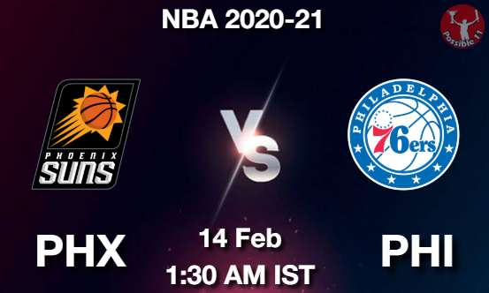 PHX vs PHI Dream11 Prediction