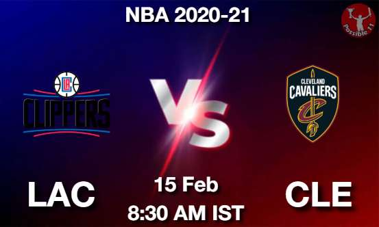 LAC vs CLE Dream11 Prediction