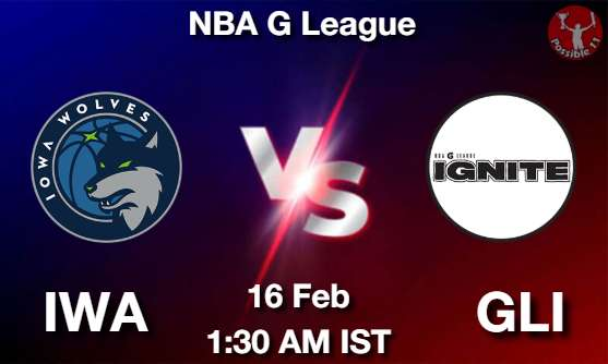 IWA vs GLI Dream11 Prediction