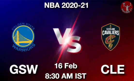 GSW vs CLE Dream11 Prediction