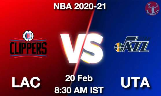 LAC vs UTA Dream11 Prediction
