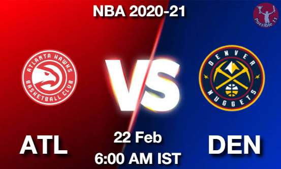 ATL vs DEN Dream11 Prediction