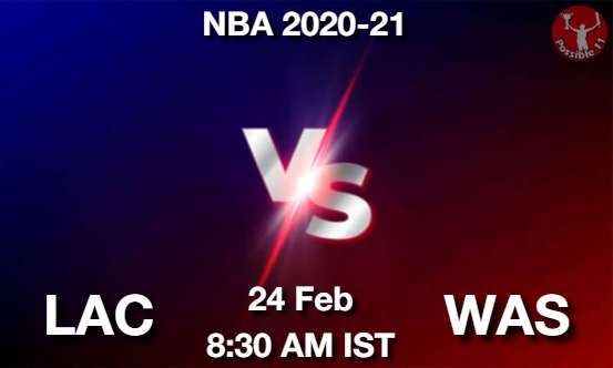 LAC vs WAS Dream11 Prediction