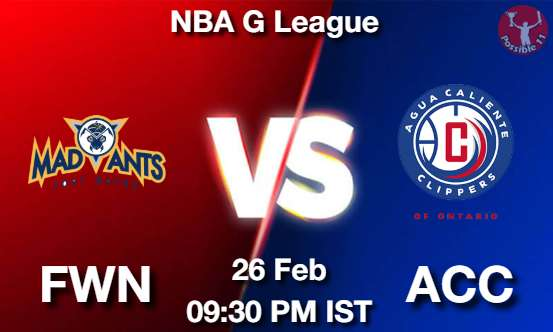 FWN vs ACC Dream11 Prediction