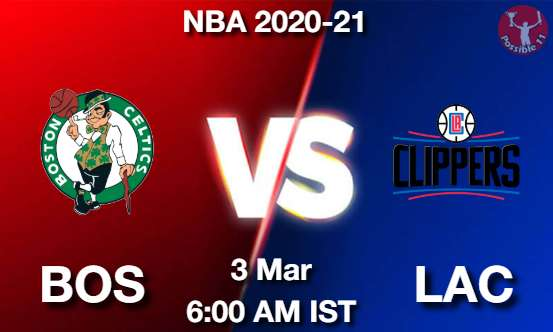 BOS vs LAC Dream11 Prediction