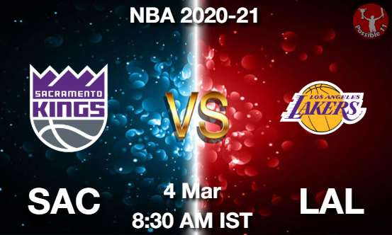 SAC vs LAL Dream11 Prediction