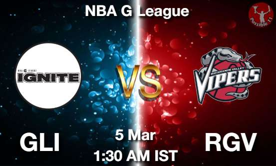 GLI vs RGV Dream11 Prediction