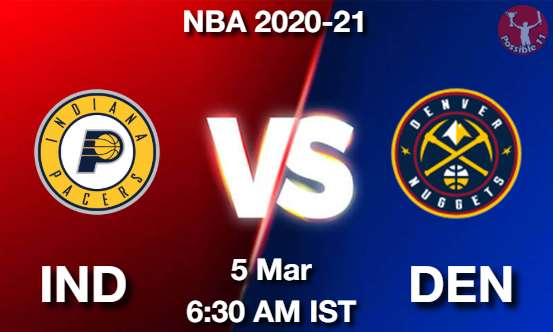 IND vs DEN Dream11 Prediction