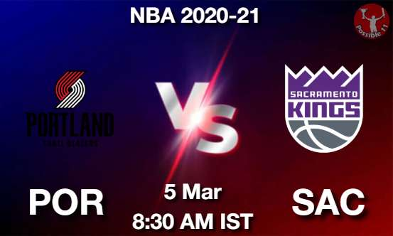 POR vs SAC Dream11 Prediction