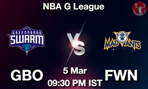 GBO vs FWN Dream11 Prediction