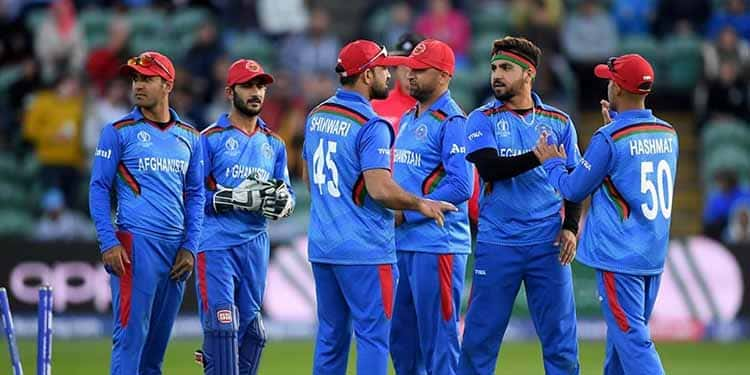 Afghanistan T20 World Cup squad