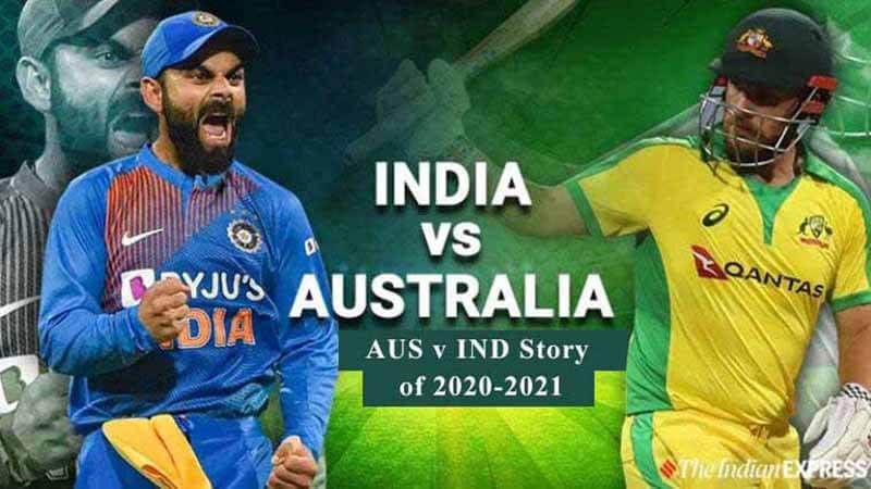 India vs Aus Live Match
