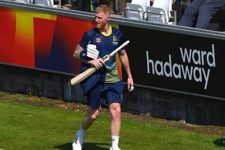 Stokes, set for Blast comeback as white-ball players return to action