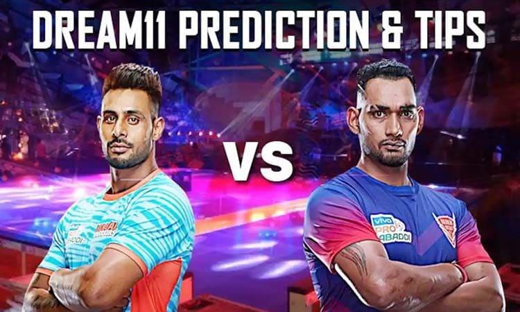 Best Dream11 Kabaddi Team Prediction website