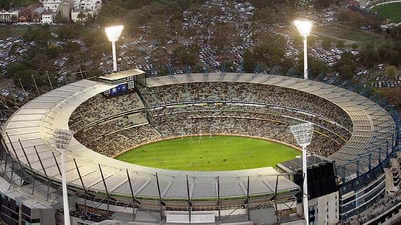 Biggest cricket stadiums in Australia
