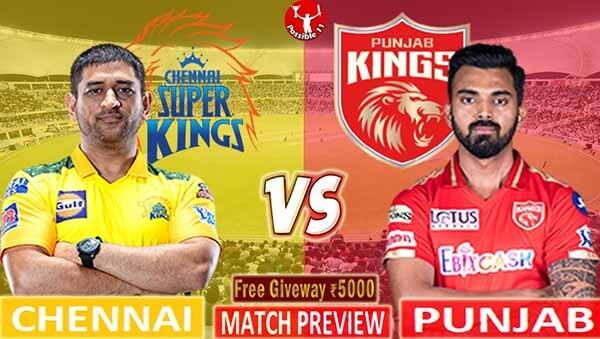 CSK vs PBKS Match Preview, CSK vs PBKS Match Prediction, IPL 2021