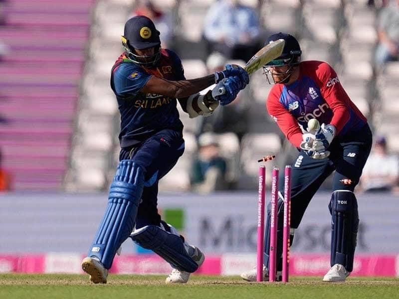 ENG vs SL: Shameful record recorded in the name of Sri Lanka