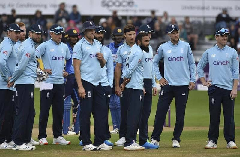 England forced to select new team for Pakistan series