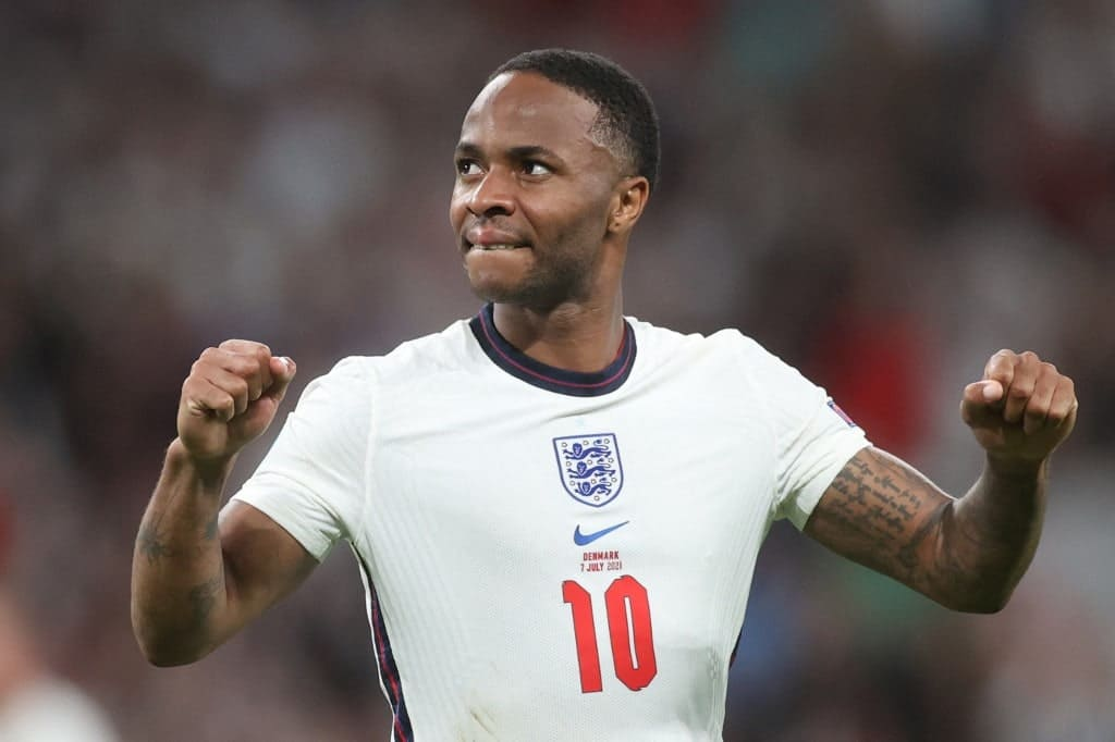 Euro 2020: Raheem Sterling Defends Dubious Penalty Award In England Semi-Final Win