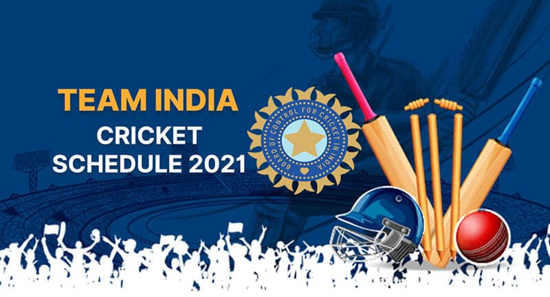 India Cricket Schedule, Upcoming T20s, ODIs and Tests