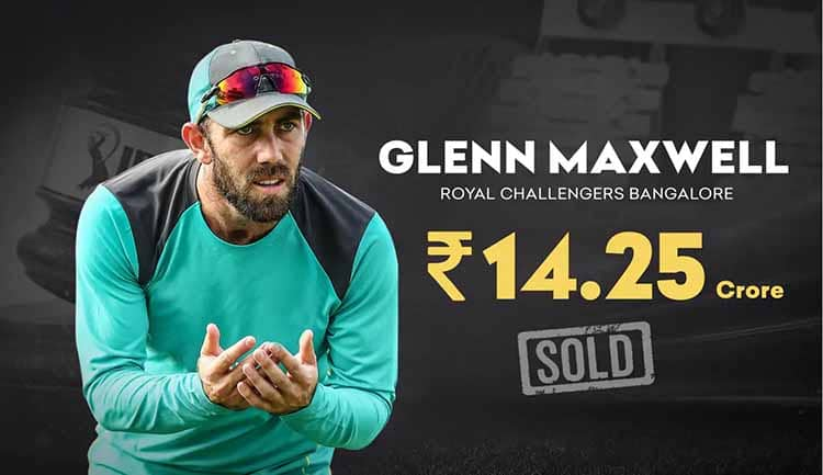 IPL 2021 Auction Sold and Unsold Players List