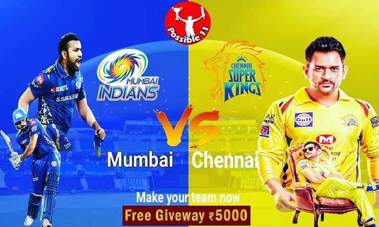 IPL 2021: Chennai v Mumbai Match Preview, CSK vs MI Dream11 Prediction