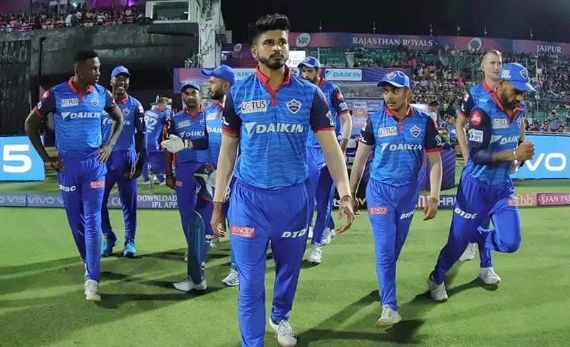 IPL 2021: Delhi Capitals unveil new jersey ahead of upcoming season