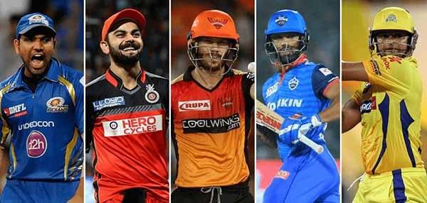 IPL 2021: Most fifties in IPL History