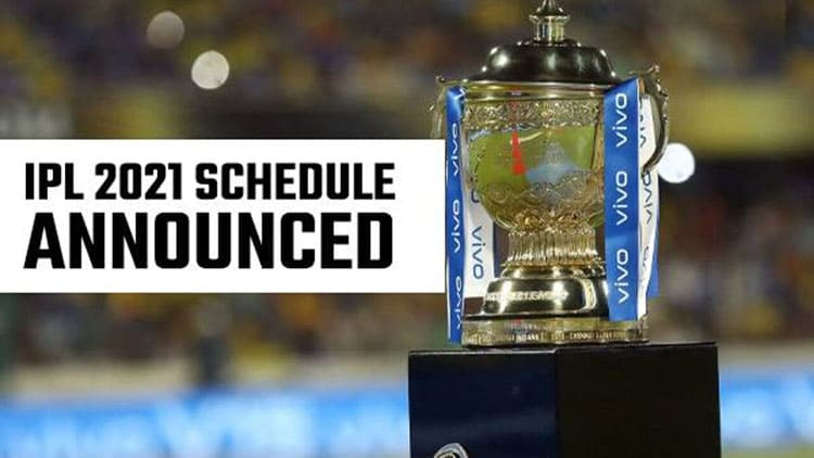 IPL 2021 schedule: Full match time table, venues, timings and date