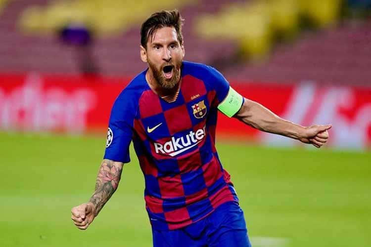 Lionel Messi Contract Renewal Progressing Adequately: Barcelona President Joan Laporta