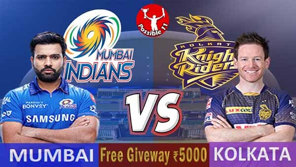 MI vs KKR Match Preview, MI vs KKR Dream11 Match Prediction, IPL 2021