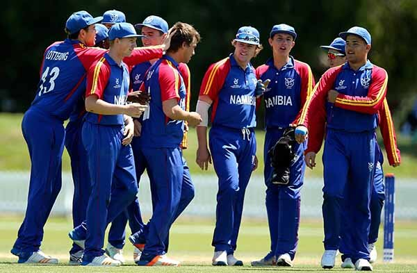 Namibia T20 World Cup squad