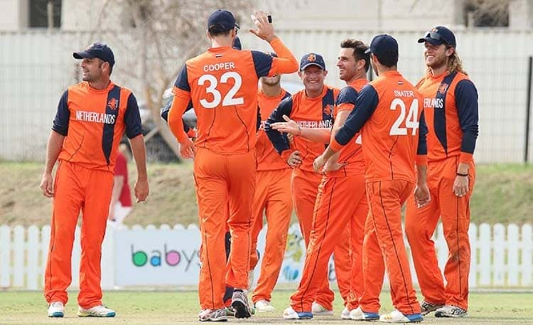 Netherland T20 World Cup squad