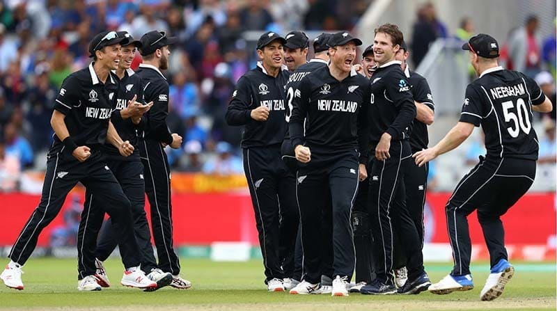 New Zealand: Announced Squad For ICC T20 World Cup and India T20Is