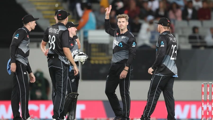 New Zealand T20 World Cup squad